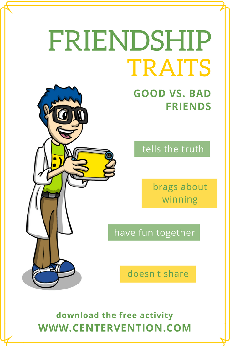 friendship traits