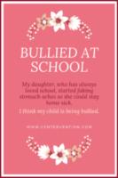 Bullied at school
