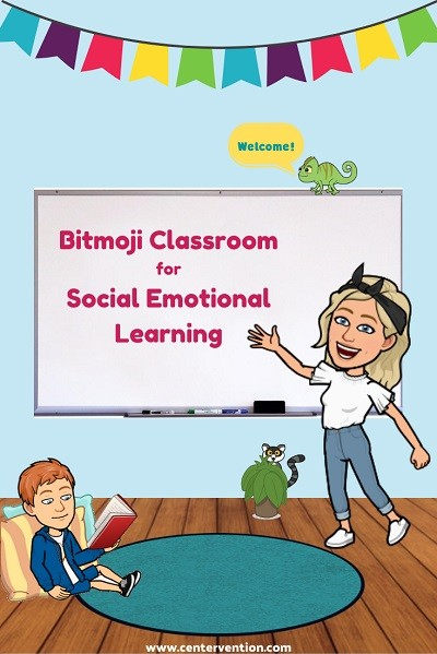 how to create a bitmoji classroom for SEL