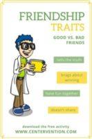 friendship traits