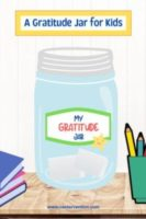Gratitude Jar for Kids
