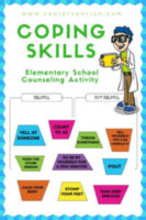 Coping Skills Worksheets for Kids