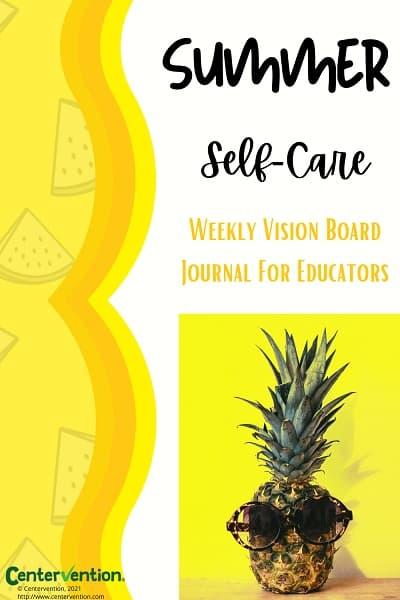 Self Care for Teachers Pin